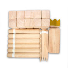 Children Toys Kubb Set